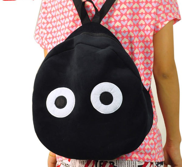 Black Fairy Dust Backpack - Studio Ghibli Shop