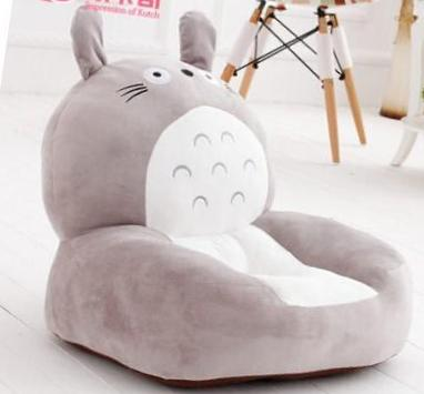 Soft Totoro Sofa Plush Toy - Studio Ghibli Shop