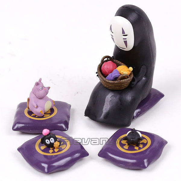 Collectible No Face Figure (boxed) - Studio Ghibli Shop