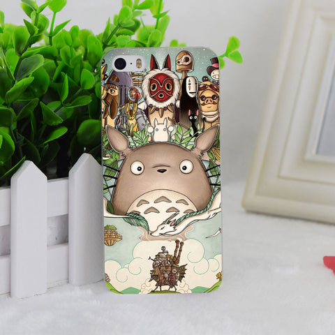 Fashion Totoro Case Cover