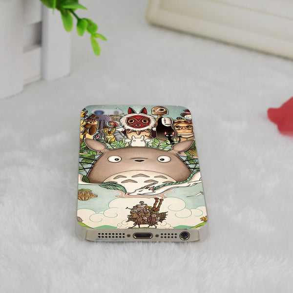 Fashion Totoro Case Cover - Studio Ghibli Shop