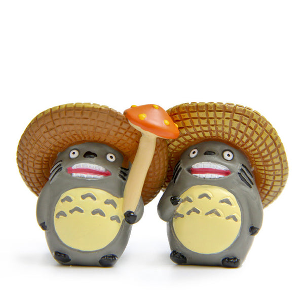 Straw  Hat Totoro - Studio Ghibli Shop