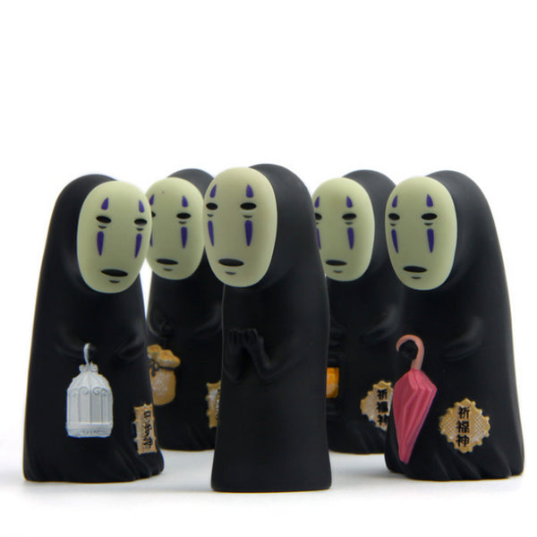 No Face Decoration Doll - Studio Ghibli Shop