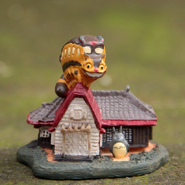 Totoro Old House Scenes - Studio Ghibli Shop