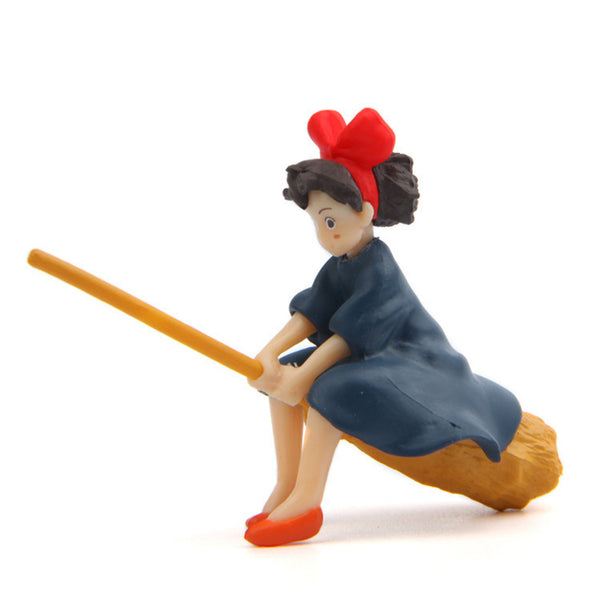 Flying Kiki Action Figure - Studio Ghibli Shop
