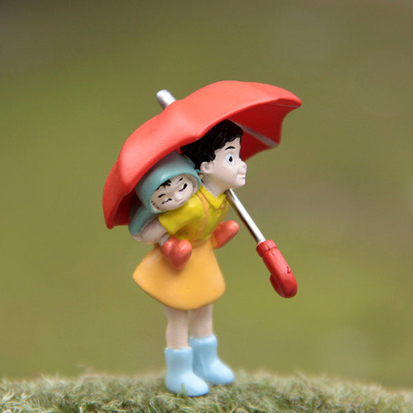 Satsuki Mei Umbrella Model - Studio Ghibli Shop