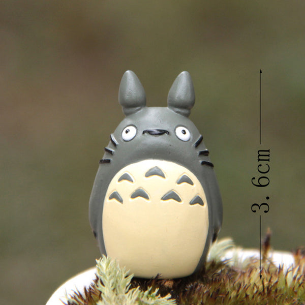 My Neighbor Totoro Characters Figures - Studio Ghibli Shop