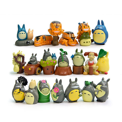 20pcs of Totoro Mini Collection