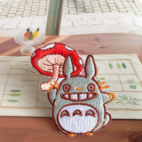 Totoro Cloth Patch