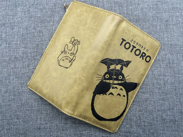 Magnetic Totoro Wallet - Studio Ghibli Shop