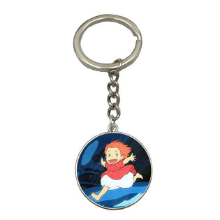 Studio Ghibli Keyrings (choose your design)
