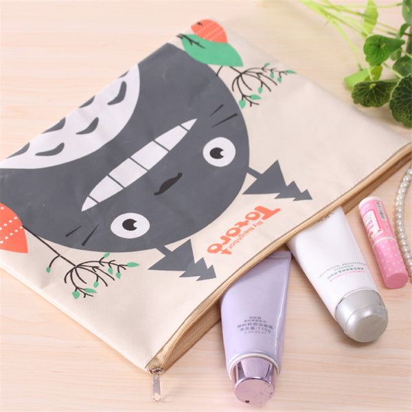 Cat Canva Paper Bag - Studio Ghibli Shop