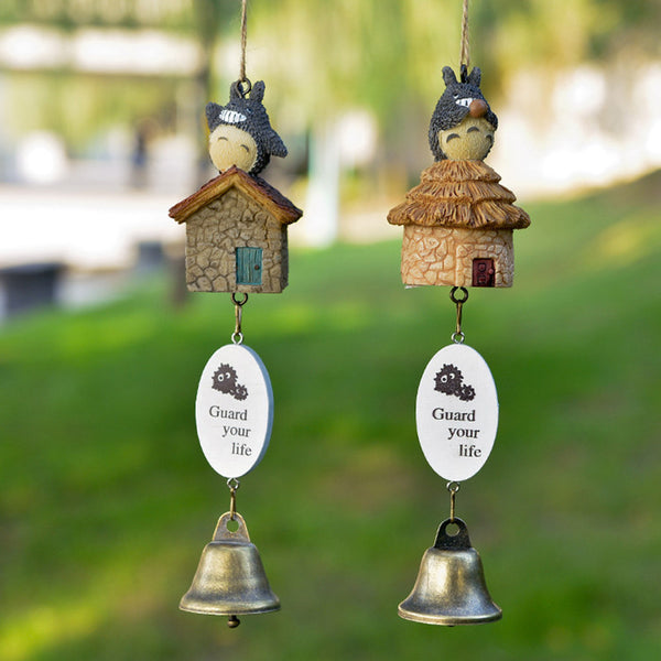 Hanging Totoro Wind Chime - Studio Ghibli Shop