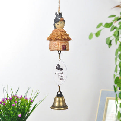 Hanging Totoro Wind Chime