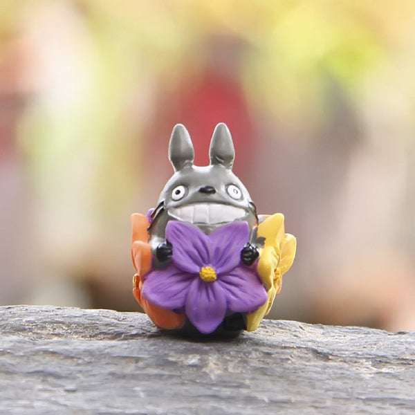 Petal Totoro Set - Studio Ghibli Shop