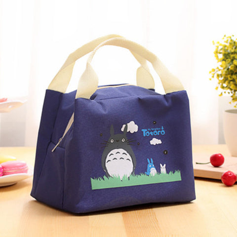 Insulated Totoro Bag (choose your style)