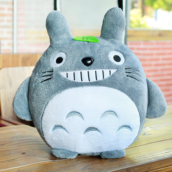 Stuffed Totoro Plush Toy - Studio Ghibli Shop