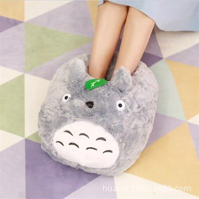 Totoro Warm Feet Cover Plush Toy - Studio Ghibli Shop