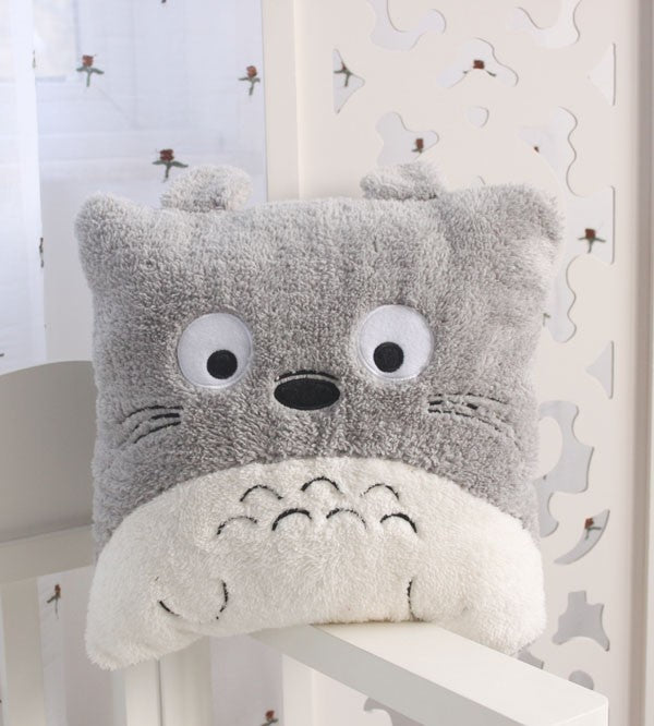 Nap Totoro Plush Blanket - Studio Ghibli Shop