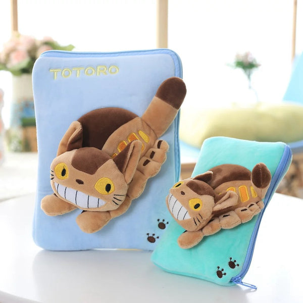 Bus Cat Bag Phone Case - Studio Ghibli Shop