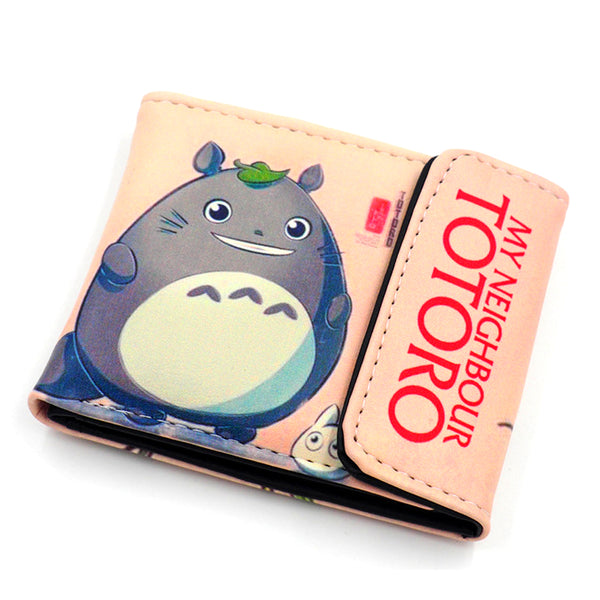 My Neighbour Totoro Cartoon Wallet - Studio Ghibli Shop