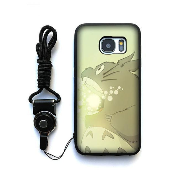 Powerful Totoro iPhone Case - Studio Ghibli Shop