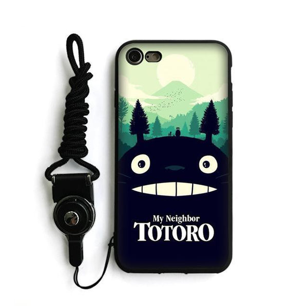 My Neighbor Totoro iPhone Case - Studio Ghibli Shop