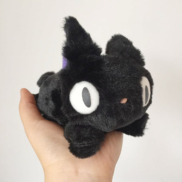Kiki The Black Cat Plush Toy - Studio Ghibli Shop