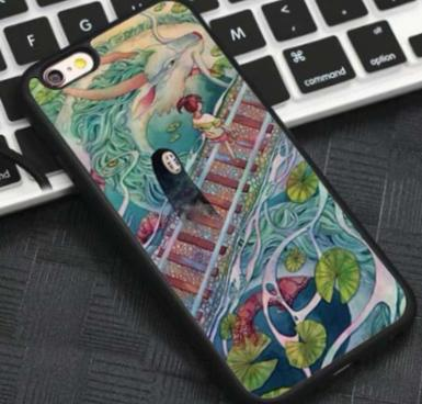 Spirited Away iPhone 6 6s Case - Studio Ghibli Shop