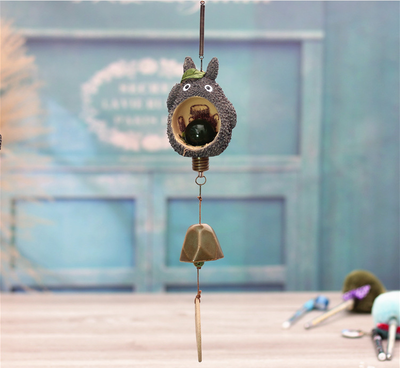 Ceramic Handmade Wind Chime - Studio Ghibli Shop