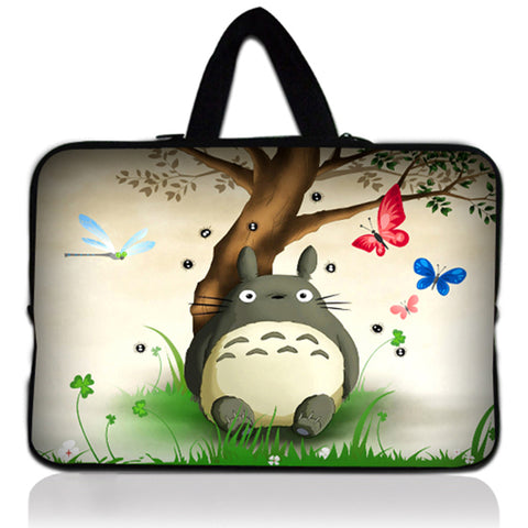 Soft Cover Totoro Laptop Bag