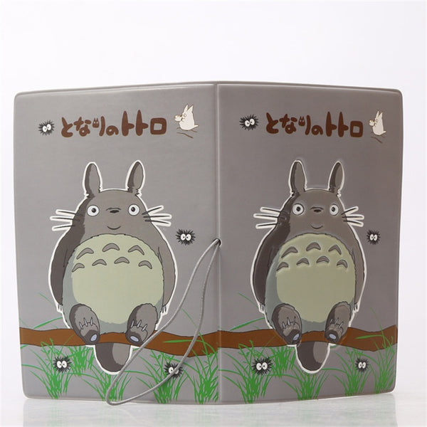 Stereo Totoro Passport Holder - Studio Ghibli Shop
