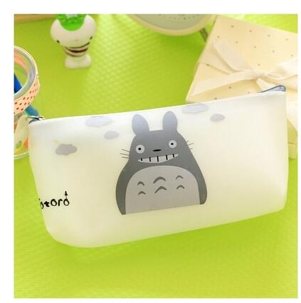 Face of Totoro Pouch - Studio Ghibli Shop