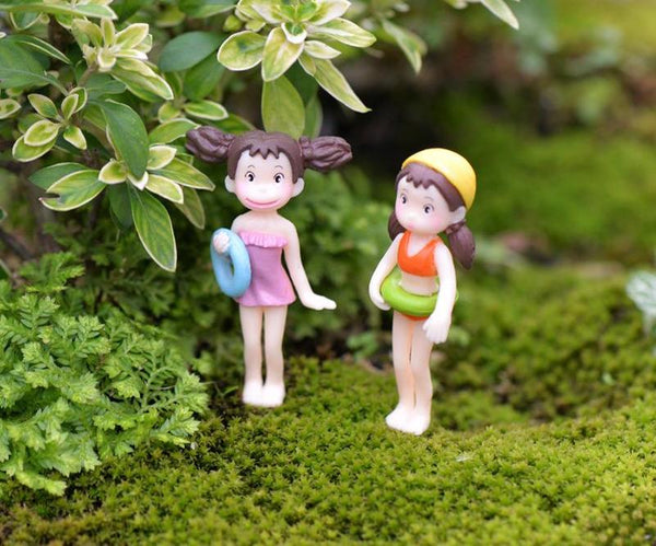 Mei in Lovely Bikini Set - Studio Ghibli Shop