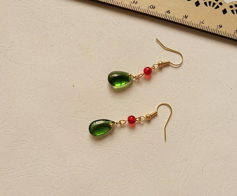 Studio Ghibli Dangling Hook Earrings