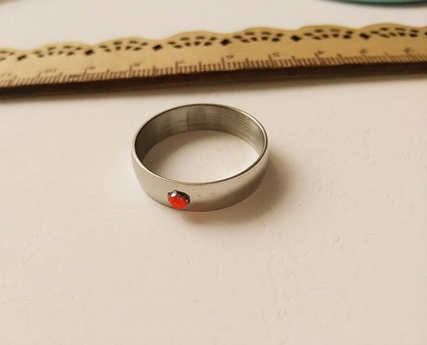 Red Dot Ring - Studio Ghibli Shop