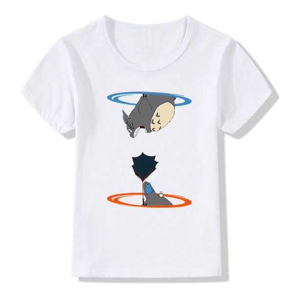 Going Portal T-shirt - Studio Ghibli Shop