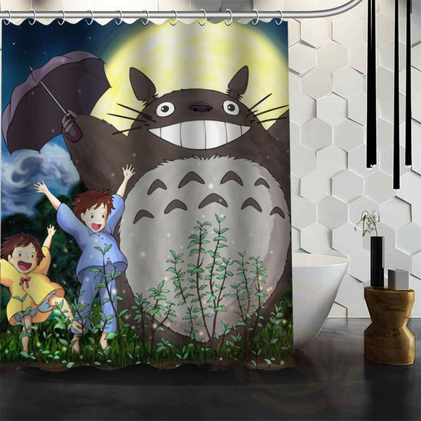 Celebrate With Us Shower Curtain - Studio Ghibli Shop