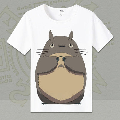 Praying Totoro T-shirt - Studio Ghibli Shop