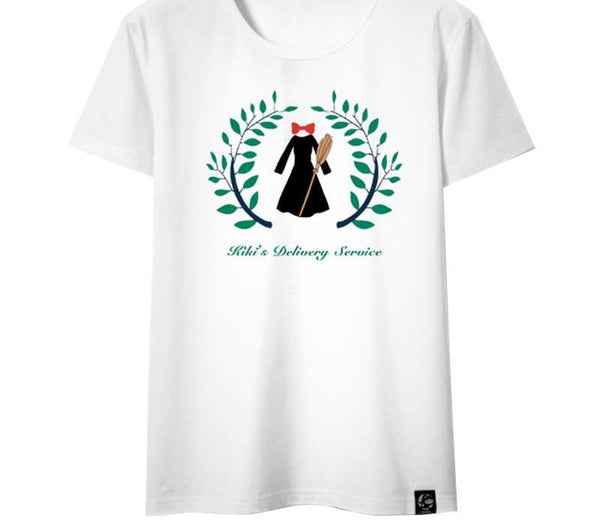 Kiki's Dress Print T-shirt - Studio Ghibli Shop