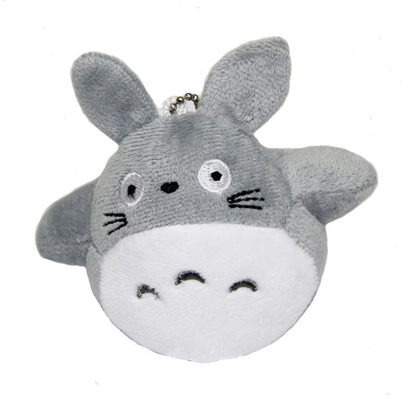 My Neighbor Totoro Plush Key Chains - Studio Ghibli Shop