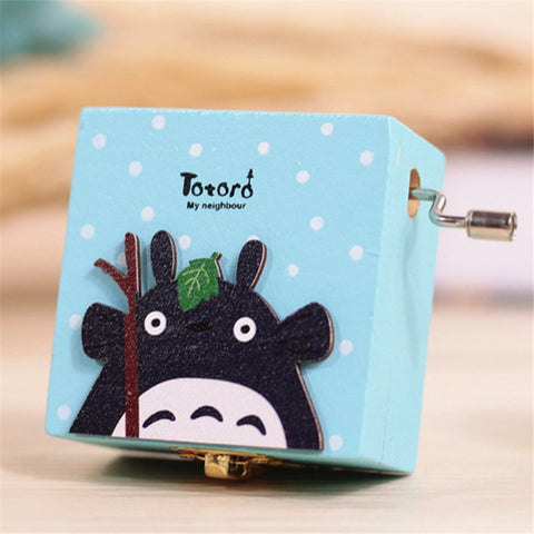 Winter Time Totoro Musical Box