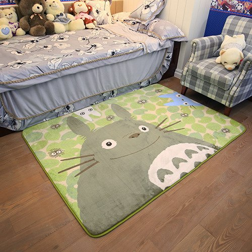 Baby Totoro Play Blanket - Studio Ghibli Shop