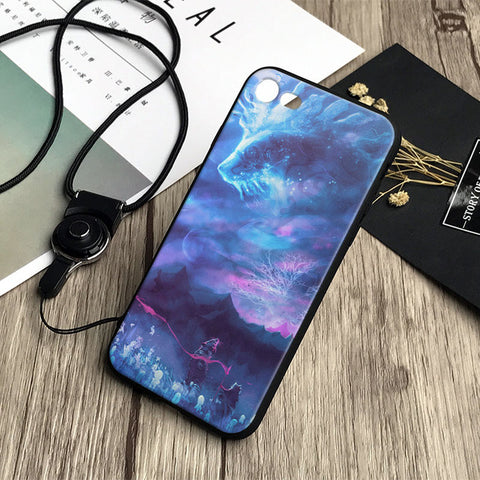 The Sky is Blue iPhone Case