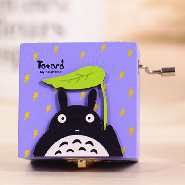 Afraid of Getting Wet Musical Box - Studio Ghibli Shop