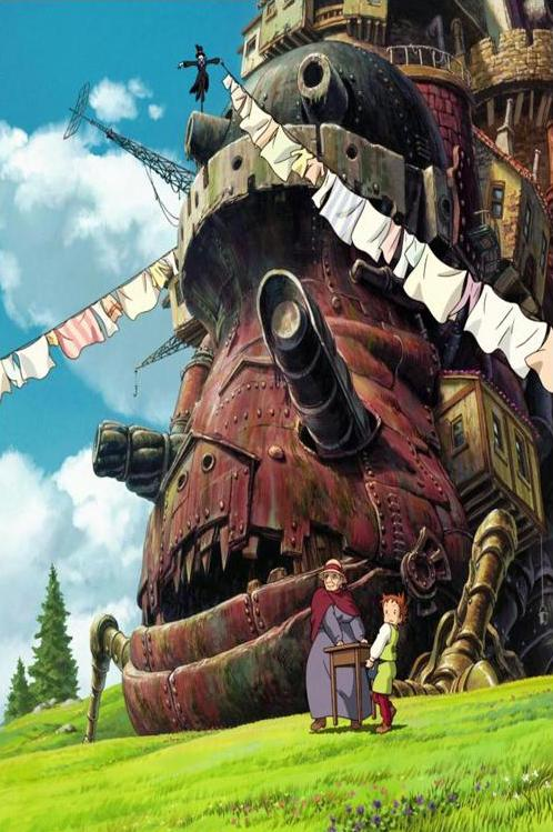 Lift the Table Poster - Studio Ghibli Shop