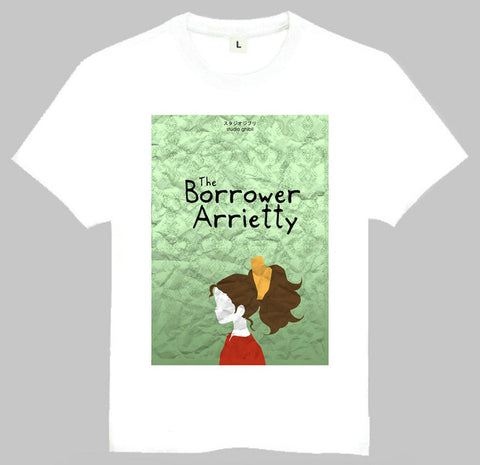The Borrower T-shirt