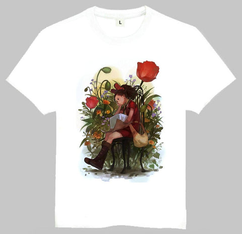 Sad Arrietty T-shirt