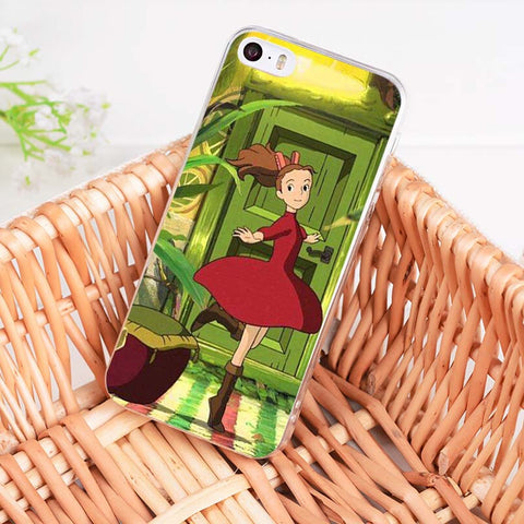Dancing Arrietty iPhone Case