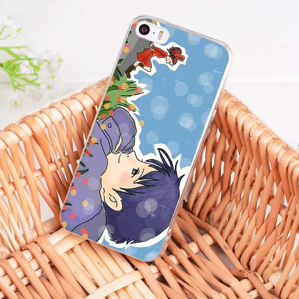 Eye-To-Eye Contact iPhone Case - Studio Ghibli Shop
